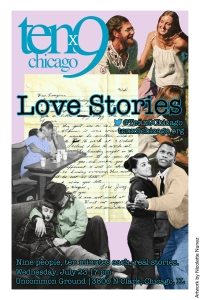 Love Stories (Event Flyer) twitterhandle